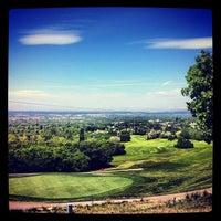 Photo taken at Mount Ogden Golf Course by Dex W. on 5/22/2012