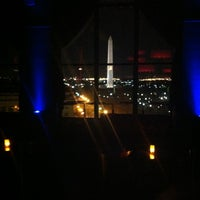 Photo taken at P.O.V. Rooftop Lounge and Terrace by Schuyler T. on 2/18/2012