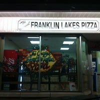 Photo taken at Franklin Lakes Pizza by David G. on 9/2/2012