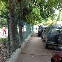 Photo taken at Parque Prados del Este by MT on 5/1/2012