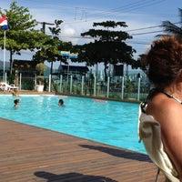Foto tirada no(a) Hotel Marambaia por Nati C. em 2/20/2012