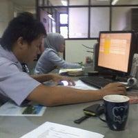 Photo taken at Kantor Terminal Peti Kemas Makassar by steve p. on 7/3/2012