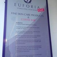 Photo taken at Euforia by Moni B. on 8/31/2012