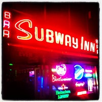 Photo taken at Subway Inn by Andre A. on 3/16/2012