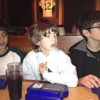 Photo taken at Damon's Grill by Dominick B. on 2/25/2012