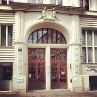 Photo taken at Deutsch Institut by Felipe B. on 8/24/2012