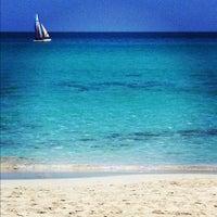 Photo taken at Playas de Varadero by Bruno P. on 8/19/2012