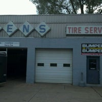 Photo taken at Ken's Tire Service by Scot R. on 4/26/2012