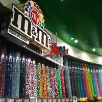 Photo taken at M&M's World by Alina on 7/4/2012