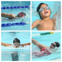 Photo taken at Indian Lakes Stingrays Swim Team by Gerry M. on 7/25/2012