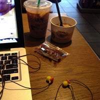 Photo taken at Starbucks by Lenee Y. on 7/7/2012