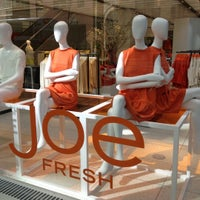 Photo taken at Joe Fresh by Alison L. on 3/29/2012