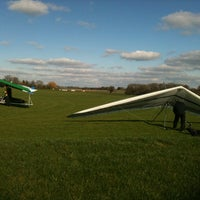 Photo taken at Sywell Airport by Andy B. on 3/6/2012