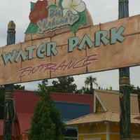 Photo taken at Big Kahuna's Water & Adventure Park by Henry B. on 6/12/2012