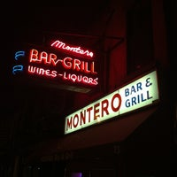 Photo taken at Montero Bar & Grill by Peter R. on 3/6/2012