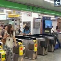 Photo taken at Sakaemachi Station (ST01) by Toyo R. on 8/22/2012