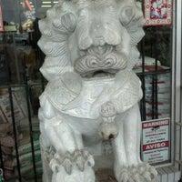 Photo taken at Nam Hai Asian Market by Everett W. on 4/29/2012