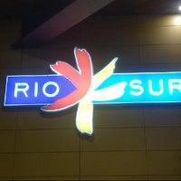 Foto tomada en Centro Comercial Rio Sur por Triveni S. el 8/12/2012