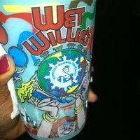 Photo taken at Wet Willie's by Vaneskha W. on 7/27/2012