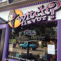 Photo taken at Witch Flavor? by Doug M. on 7/29/2012
