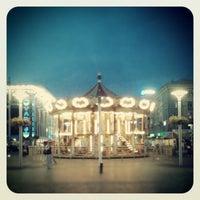 Foto scattata a Площа Героїв Майдану / Heroes of Maidan square da Денис Г. il 8/20/2012