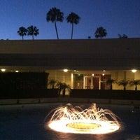 Photo taken at The Beverly Hilton by Kayla W. on 6/23/2012