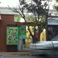 Photo taken at Niña Moza by Chelios on 8/7/2012