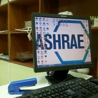 Photo taken at ASHRAE KSB office by Mona M. on 6/19/2012