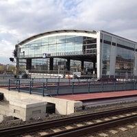 Photo taken at Bahnhof Berlin Ostkreuz by Stefan M. on 4/10/2012