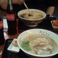 Photo taken at Benkei Ramen by Graeme S. on 2/23/2012