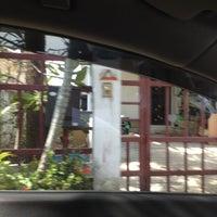 Photo taken at @ บุรีรมย์ คลอง4 (บ้านพี่ตั้ม) by Dusit R. on 5/8/2012
