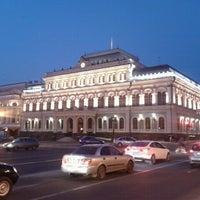 Photo taken at Казанская ратуша by Andrey K. on 8/8/2012