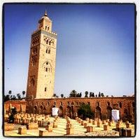 8/7/2012 tarihinde Xavier B.ziyaretçi tarafından Marrakech'de çekilen fotoğraf