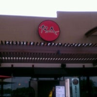 Photo taken at RA Sushi Bar Restaurant by Norma A. on 3/24/2012