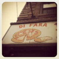 Photo taken at Di Fara Pizza by Katie K. on 7/7/2012