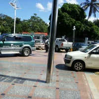 Photo taken at Maputo Shopping Parking by Francisco S. on 3/11/2012