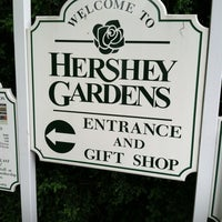 Photo taken at Hershey Gardens by Brian F. on 5/6/2012