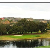Photo taken at Coto de Caza Golf and Racquet Club by Jeff B. on 3/28/2012