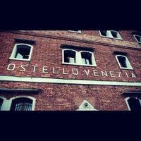 Photo taken at Generator Venice a.k.a Ostello Venezia by MikaelDorian on 5/6/2012