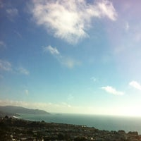 Photo taken at Pacific Coast Highway by Ѵalerie on 9/9/2012
