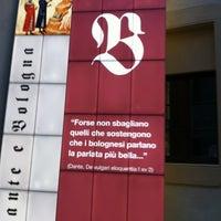 Photo taken at Palazzo Pepoli - Museo della Storia di Bologna by Elena G. on 3/3/2012