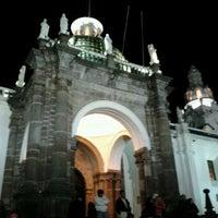 Foto tomada en Plaza Grande por DRR el 7/15/2012