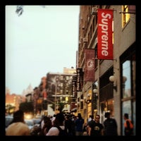 Photo taken at Supreme NY by CG S. on 7/19/2012