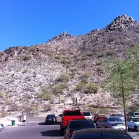Photo taken at Piestewa Peak by Len N. on 5/19/2012