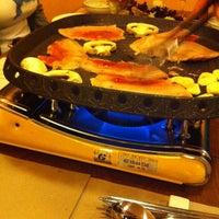 Photo taken at Kimchi by Tomáš B. on 4/3/2012