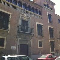 Photo taken at Conservatorio Superior de Música by Mazzantini on 7/29/2012