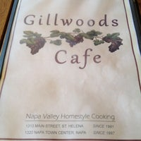 Photo taken at Gillwoods Cafe by TB B. on 7/29/2012