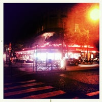 Photo taken at Place des Ternes by Borja G. on 8/15/2012