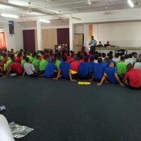 Photo taken at Kem Tentera Port Dickson by Mazliefah on 9/5/2012