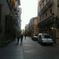 Photo taken at Calle Mayor by Igor S. on 3/20/2012